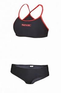 Γυναικείο Μαγιό Seac Sub Bikini Lady Black 14900035380