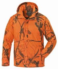 Μπουφάν Pinewood Retriever Hunting Jacket 8678 AP Blaze Camo Orange 566493964a3