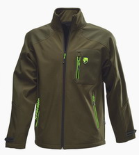 Αδιάβροχη Ζακέτα Univers Cardigan Softshell Tex Olive 9674-400