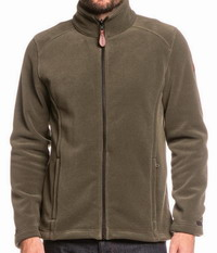 Ζακέτα Fleece Aigle Clerks Bronze