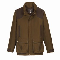 Jacket Aigle Huntino Brown I3371