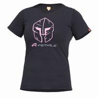 Γυναικείο Μπλουζάκι Pentagon ARTEMIS WOMAN T-SHIRT Black K09014