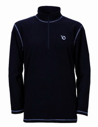 Μπλούζα Fleece Gamo Benasque Black