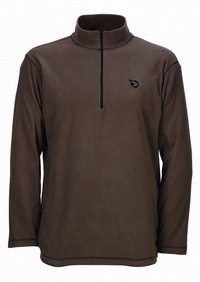 Μπλούζα Fleece Gamo Benasque Brown