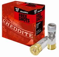 Φυσίγγια Μεσόταπα CHEDDITE FREE SHOTS 33gr