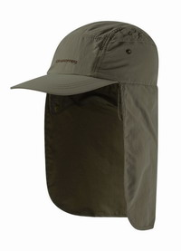 Καπέλο Craghoppers NosiLife Desert II Hat Dark Olive CMC098-2AT