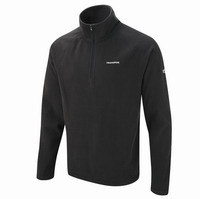 Μπλούζα Fleece CRAGHOPPERS BASECAMP HALF-ZIP II FLEECE BLACK  (CMA1158)