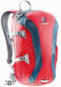 Σακίδιο Deuter Alpine Speed Lite 20lt Red 33121-5306