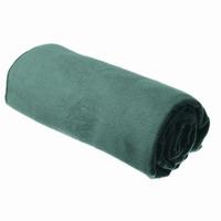 Πετσέτα Μικροϊνών Seatosumit Drylite towel Large Grey