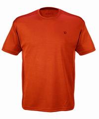 Μπλουζάκι Gamo T-Tech Honeycome Short SLV Orange