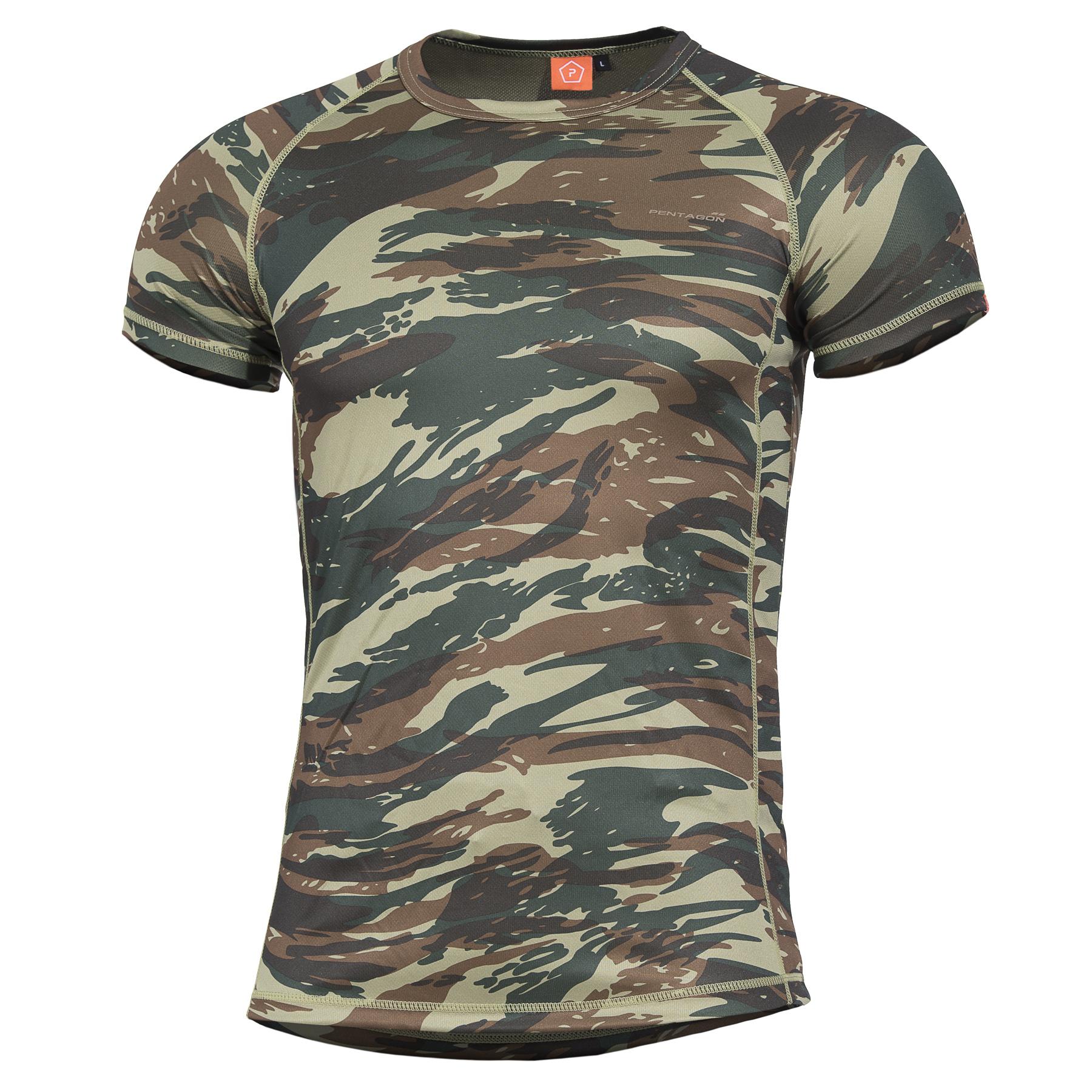424a8511d6 Μπλουζάκι PENTAGON BODY SHOCK Παραλλαγή (K09003-56)