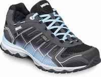 Γυναικεία Παπούτσια Πεζοπορίας Μαύρο-Γαλάζιο Χρώμα  MEINDL X-SO 30 LADY GTX (3981-01)