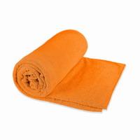 Πετσέτα Μικροινών Seatosumit Tek Towel Large Cobalt Orange 60 x 120cm Π