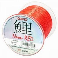 Πετονιά Robinson Neon 600m Red 12050