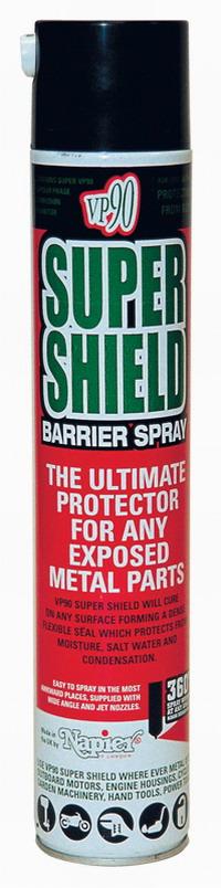 Σπρέι Προστασίας Όπλου NAPIER SUPER SHIELD 750ml 7912
