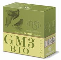 Φυσίγγια Μεσόταπα NSI GM3 BIO 31gr