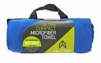Πετσέτα McNETT Outgo Microfiber L 77x128cm Blue 21263