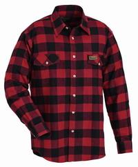 Πουκάμισο Pinewood Lumbo Red/Black 9525-518