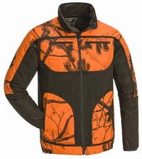 Ζακέτα Fleece Αδιάβροχη Pinewood Michigan Light Camou Jacket 5168 Orange/Camo