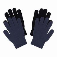 Παιδικά Γάντια Ice Peak IVY Junior Magic Gloves 2-Pack Black/Blue 52855300-260