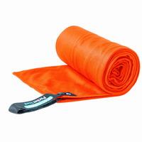 Πετσέτα Μικροϊνών Seatosumit Pocket Towel Small Orange