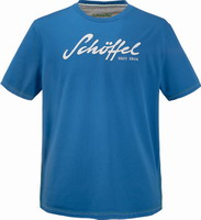 Μπλουζάκι T-shirt SCHOFFEL TOM LIGHT BLUE