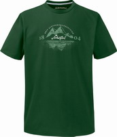 Μπλουζάκι T-shirt SCHOFFEL JAN GREEN