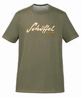 Μπλουζάκι T-shirt SCHOFFEL TOM II Χακί
