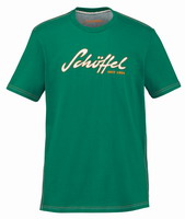 Μπλουζάκι T-shirt SCHOFFEL TOM II GREEN