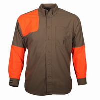 Πουκάμισο Gamehide SST Shirt Tan/Orange