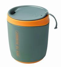 Κούπα Θερμομονωτική Seatosummit Delta Insul Mug Titanium Orange
