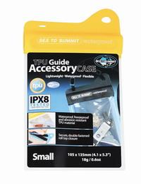 Στεγανή θήκη Seatosummit TPU Guide Accessory Case S Yellow 105mmx135mm