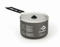 Κατσαρόλα Μαγειρέματος Seatosummit Alpha Pot 1.2L Grey