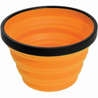 Άθραυστο Πτυσσόμενο Ποτήρι Seatosummit X-Cup Standar Orange