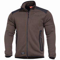 Ζακέτα Fleece PENTAGON AMINTOR K08028-26 Terra Brown