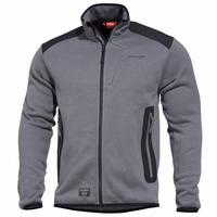 Ζακέτα Fleece PENTAGON AMINTOR K08028-08 Wolf Grey