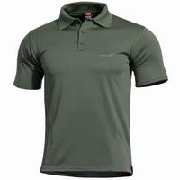 Αντιιδρωτικό Μπλουζάκι Polo Pentagon Anasa Camo Green K09017-06CG