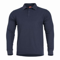 Μπλουζά ANIKETOS LONG POLO K09013 Blue