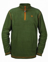 Μπλούζα Fleece Gamo Benasque Green/Orange