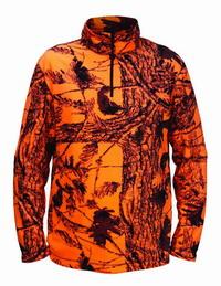 Μπλούζα Fleece Gamo Benasque Πορτοκαλί Παραλλαγή