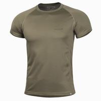 Μπλουζάκι T-Shirt PENTAGON BODY SHOCK Khaki K09003-06