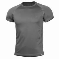 Μπλουζάκι T-Shirt Pentagon Body Shock Wolf Grey K09003-017