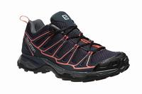 Παπούτσια Γυναικεία SALOMON X Ultra Prime W 391843 Nightshade Grey/Deep Blue/Coral Punch