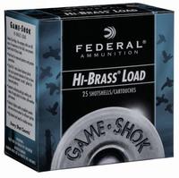 Φυσίγγια Federal Game Shok Hi-Brass Cal.16 32gr H163