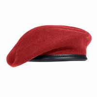 Μπερές Γαλλικός Pentagon French Style Beret Red K13008-07
