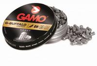 Βλήματα Αεροβόλου Gamo G-Buffalo Μύτη Στρογγυλή 4.5mm 200τμχ