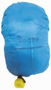 Αδιάβροχο Κάλυμμα Σακιδίου JR Gear Medium 30Lt/60Lt Blue 12696