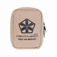 Φορητό Φαρμακείο Pentagon Hippokrates First Aid Kit Coyote K19029-03