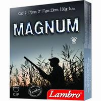 Φυσίγγια Lambro Magnum Μηδενικά 50gr