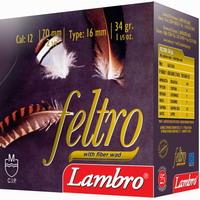 Φυσίγγια Μάλλινη Τάπα Lambro Feltro 34gr